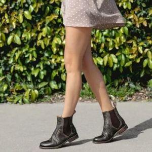 BED STU Nandi Chelsea Black Lux Boots